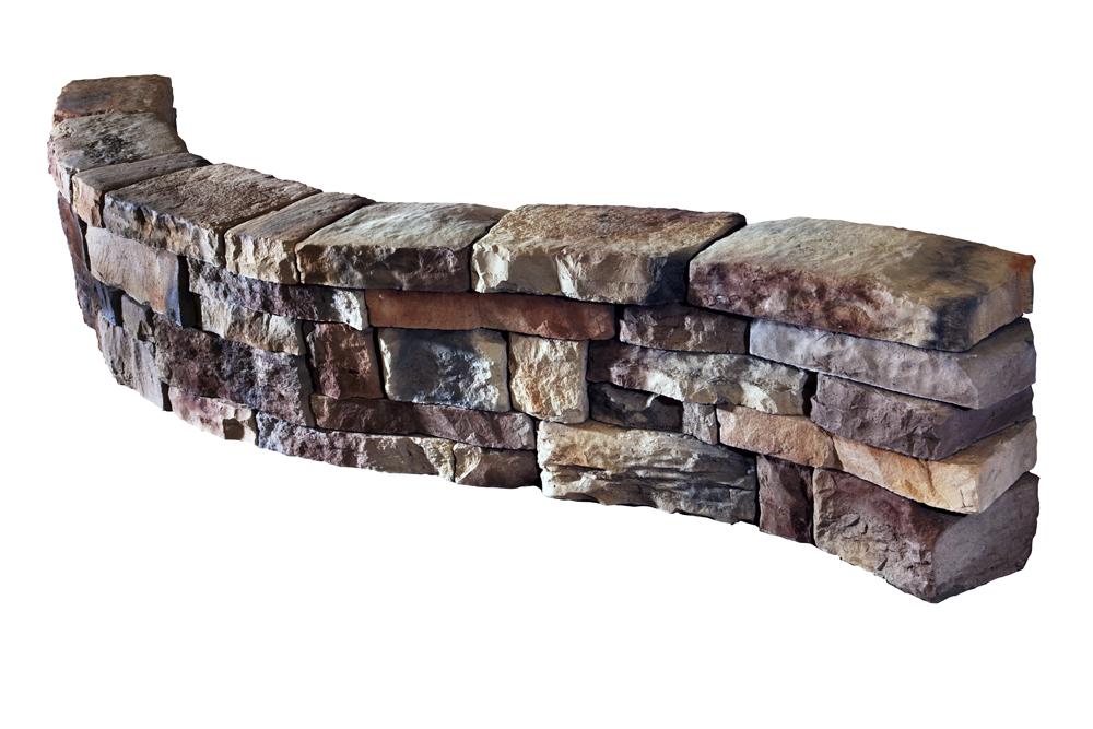 Garden Wall   Rock Decor